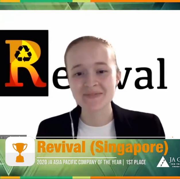 1st Place, Revival (Singapore)
