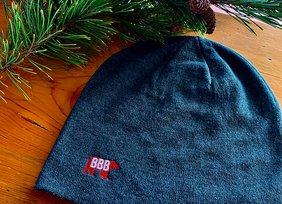 BBB Embroidered Beanie
