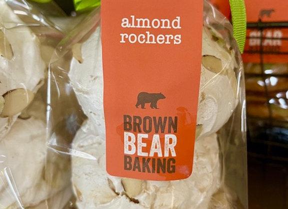 Almond Rochers