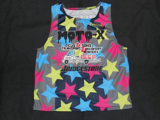 Custom MX Vests