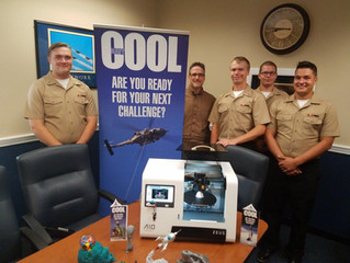 3D Printing at the US Navy COOL Program