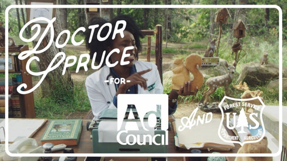 AD COUNCIL: DR. SPRUCE