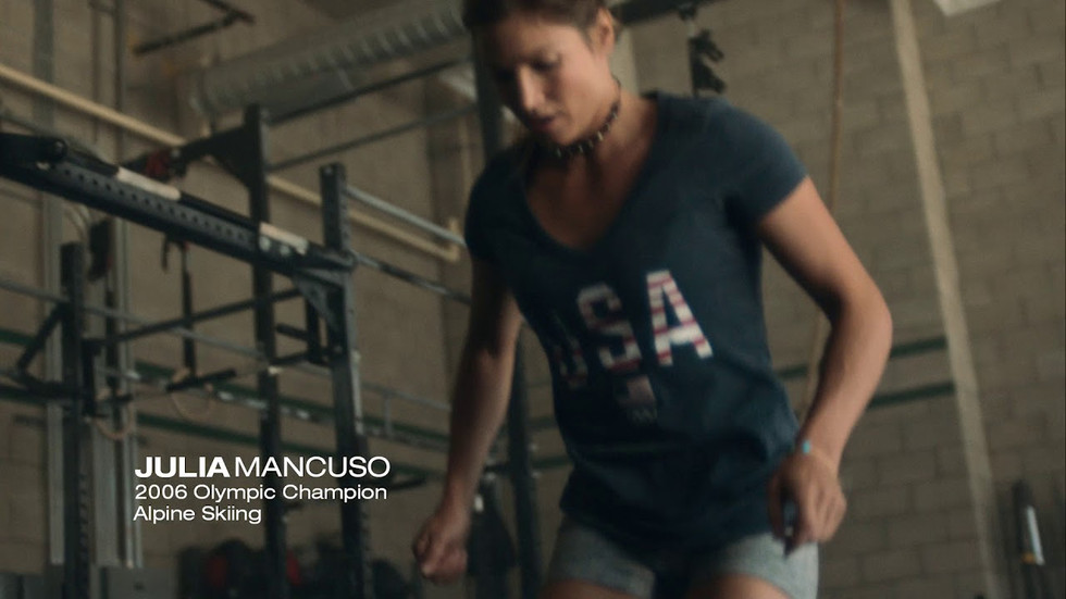 TEAM USA & KT TAPE: BEING BALANCED