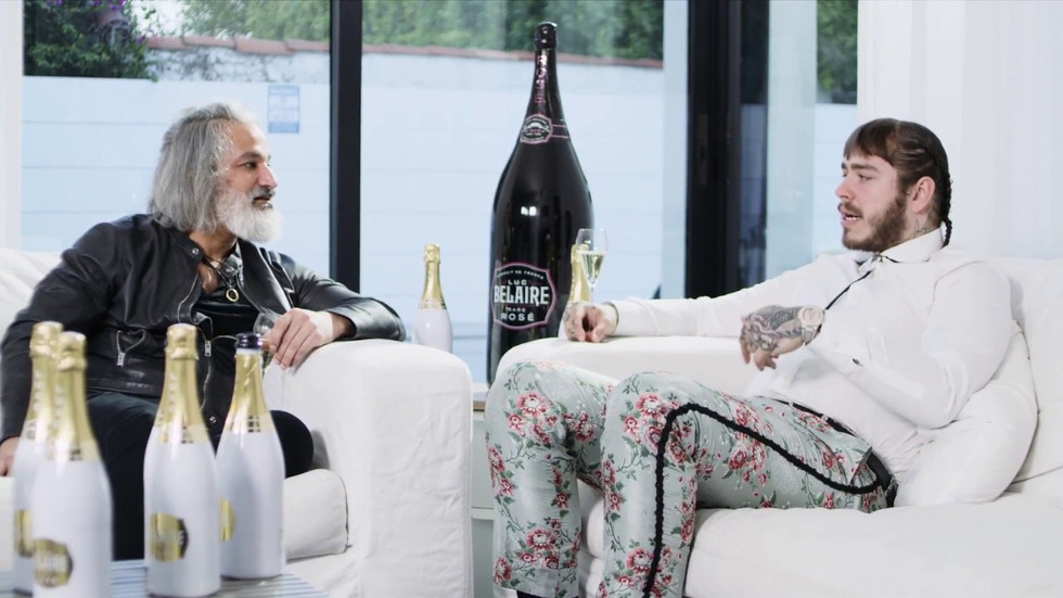 POST MALONE|BELAIRE CHAMPAGNE: SELF MADE TASTES BETTER