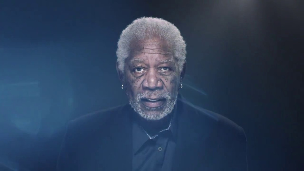 STAND UP 2 CANCER: BE THE BREAKTHROUGH w/ MORGAN FREEMAN PSA
