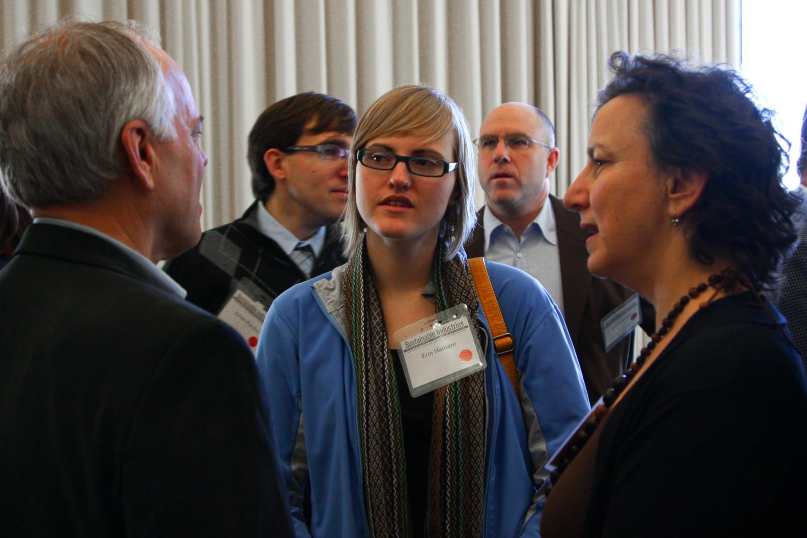 Sustainable Industries Economic Forum