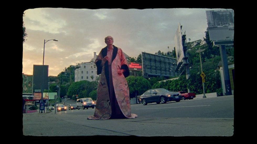 72 HOURS @ CHATEAU MARMONT w/ KENNETH ANGER