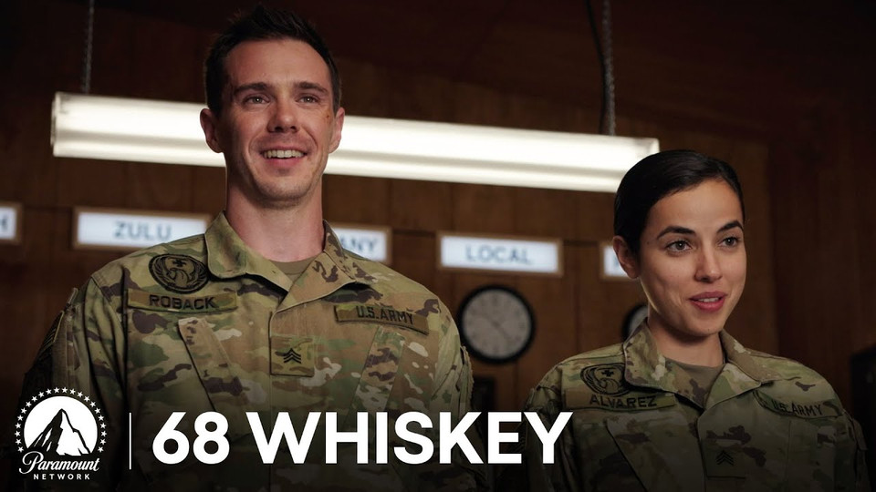 PARAMOUNT NETWORK: 68 WHISKEY