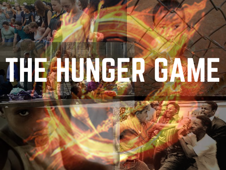 """""""THE HUNGER GAME"""""""