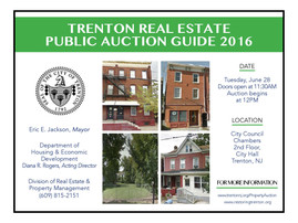 What properties are in the June 28th Auction?