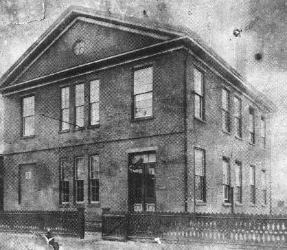 Higbee Street School (ca. 1900)