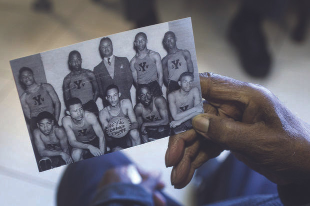 Basketball at Carver Center