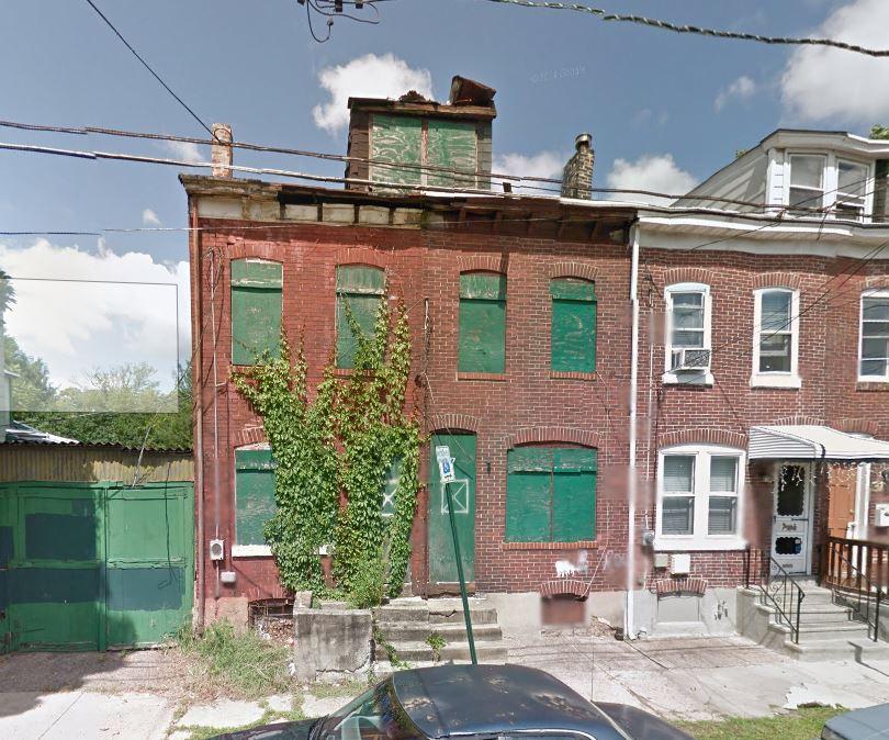 25 Taylor Street, Google Streetview 2013