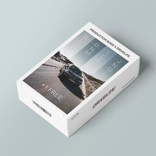 Lightroom Preset Pack - Production Boss X DriveLife