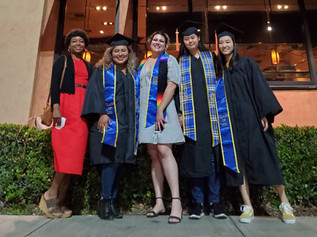 2021 Graduation Celebration!