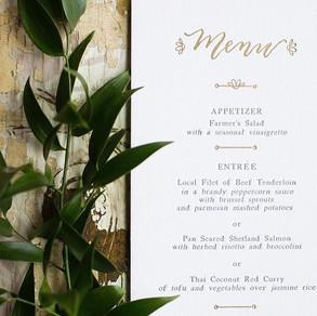 What's on your wedding menu_ 🍗🍲🥘_#storiedevents #vtdestinationweddings  with _stowemtnlodge and _emilyroseink 📷 _belathee