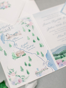 custom-watercolor-maps-wedding-ideas