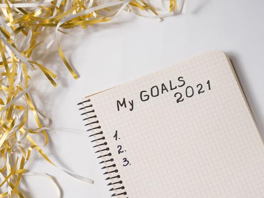 Mach 2021 zu dem Jahr, in dem du deine Ziele endlich erreichst!
