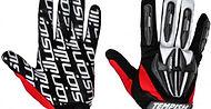 Перчатки вратаря Tempish Illusion, силиконовая ладонь, усиленная защита пальцев