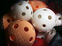 Мяч для флорбола, мячи, Unihock, Realstick