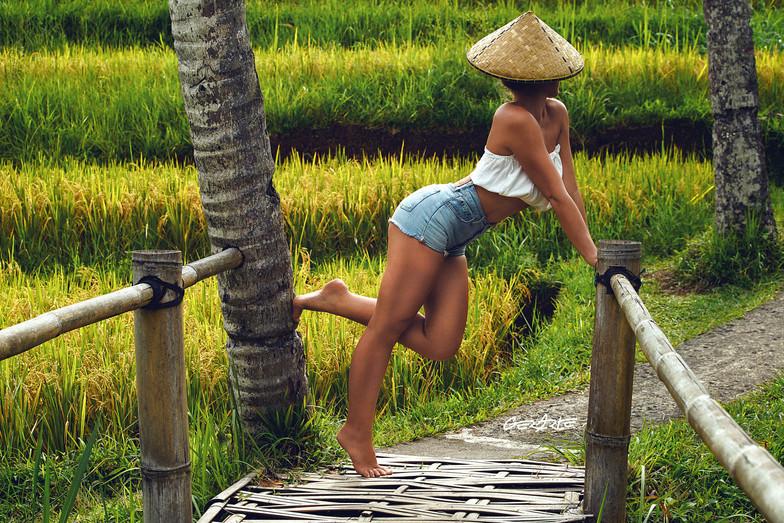 JAmila Wardknott @ Bali