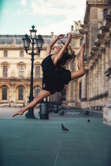 Michaela @ Paris
