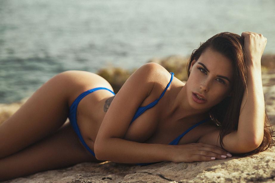 Maria Chuecos en Ibiza