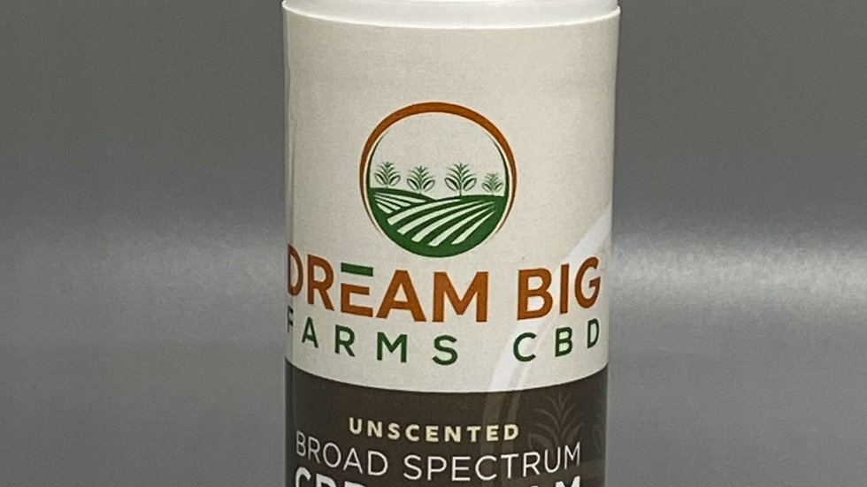 250mg CBD Cream (Unscented)