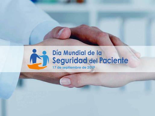 Hoy es el Día mundial de la Seguridad del Paciente.