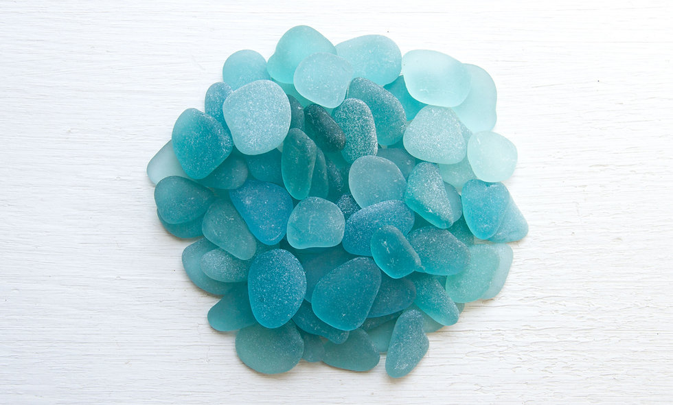 JQ Sea Glass Pieces