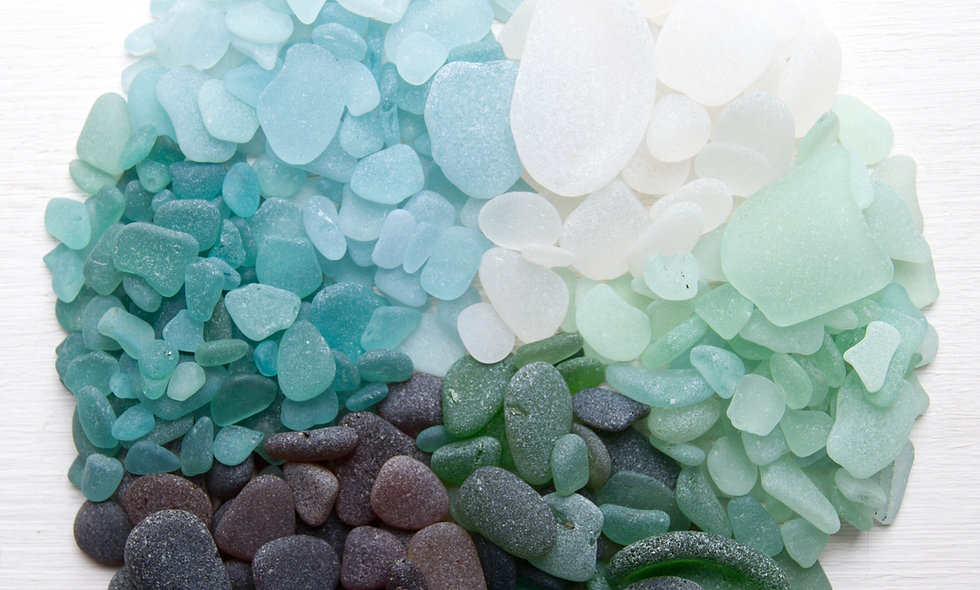 Japanese Craft Sea Glass
