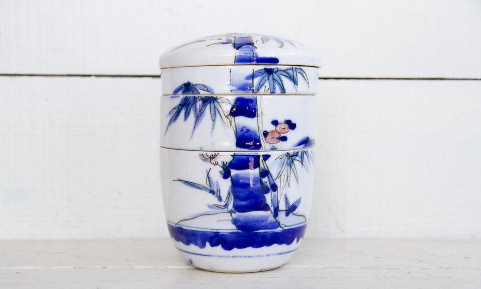 """Jubako"" Bamboo Container"