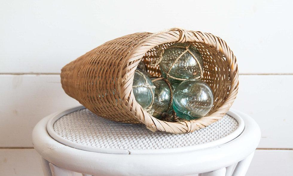 """Small """"Biku"""" Basket"""