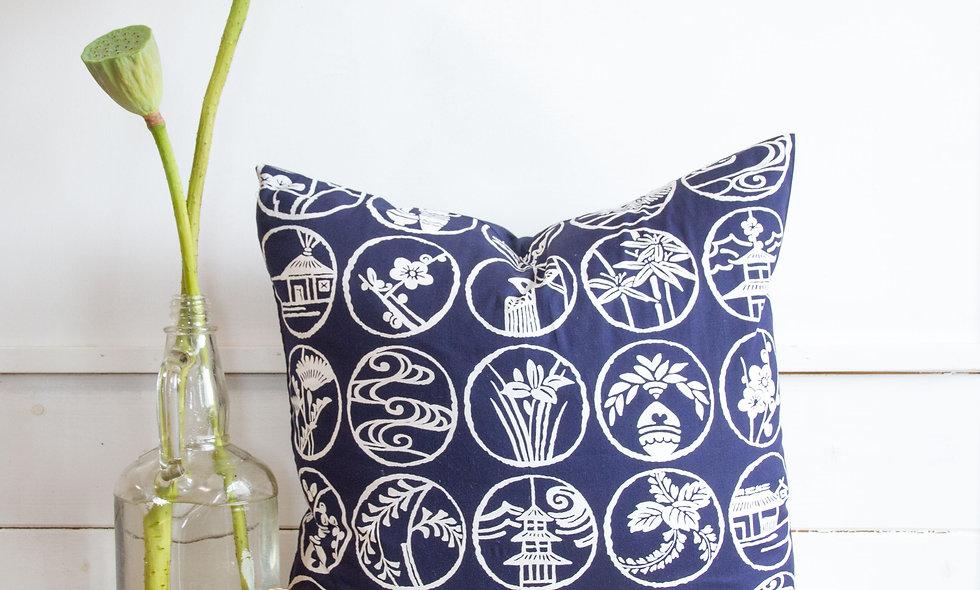 Japanese Furoshiki Cushion
