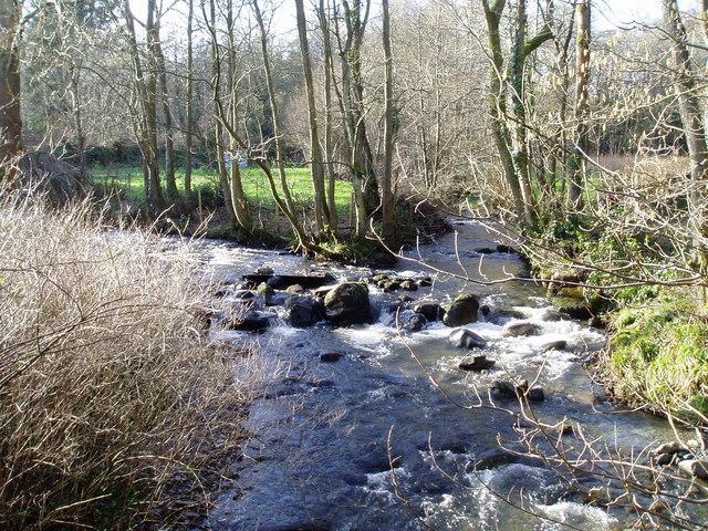 corris river