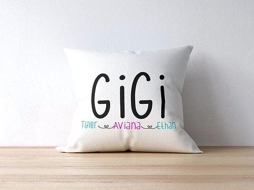 Pillow Cover   Special Somone