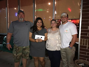 PlayLikeHouse Foundation 1st Recipient of the Scholarship Fund - Destiny Herrera, East Georgia State College