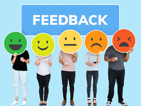 The Art of Giving Feedback Effectively: Part One of Two