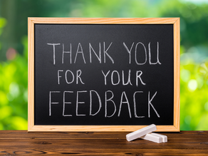 Receiving the Gift of Feedback: Part Two of Two