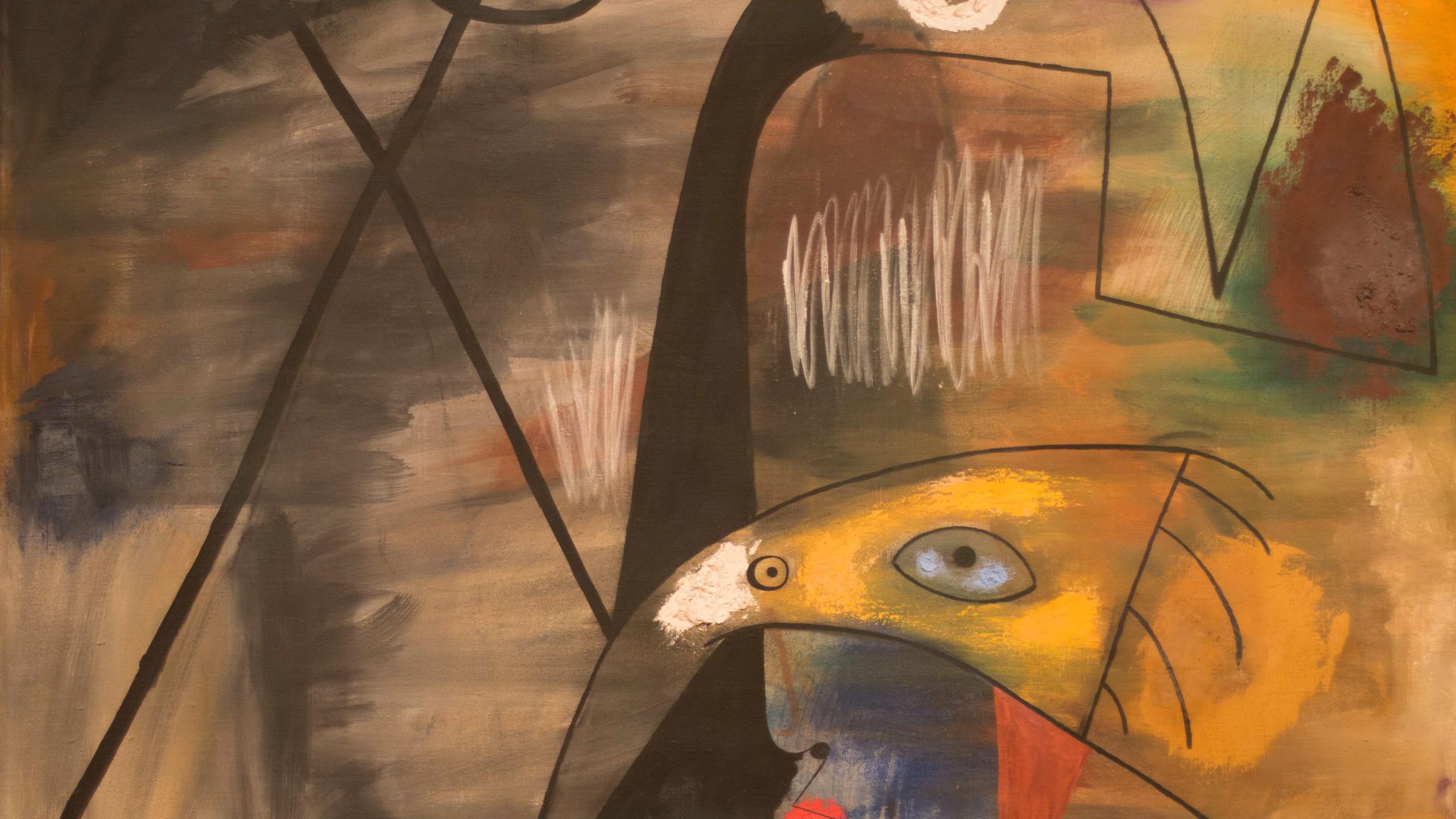Joan MiroI