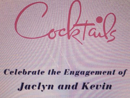 Jaclyn and Kevin's Engagement Party!