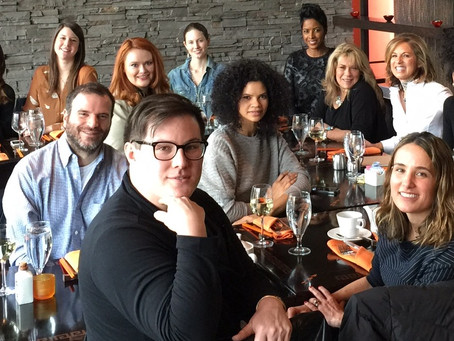 Models/Stylists Luncheon!