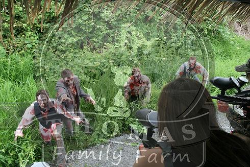 Thomas Family Farm Zombie PB