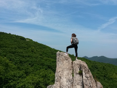 Journal log 6: Hike to Godangbong, the highest peak of Busan