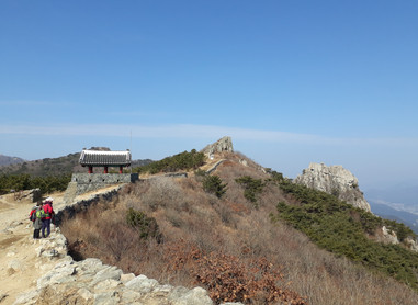 Journal log 15: Geumjeongsanseong Fortress Hiking!