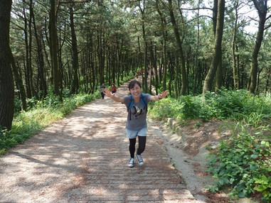 Journal log 7: Igidae Park / Haeparang Trail
