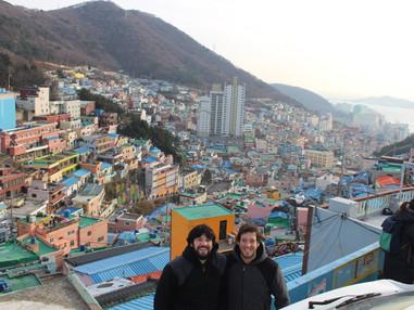Journal log 9: Busan: la ciudad que también es balneario