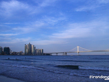 Journal log 12: Caminando por Busan