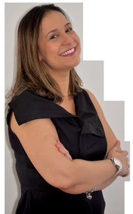 Erica Nogueira Professora do eClassroom curso de inglês pela internet