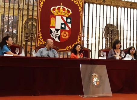 Catedráticos de la Comunidad Andina presentan significativa información y reflexiones en la jornada